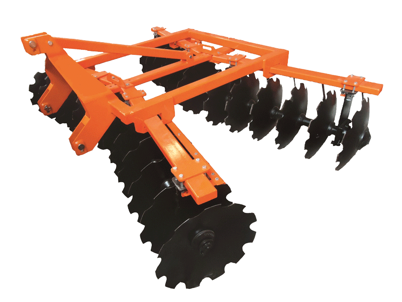 Mounted Heavy Duty Tandem Disc Harrow