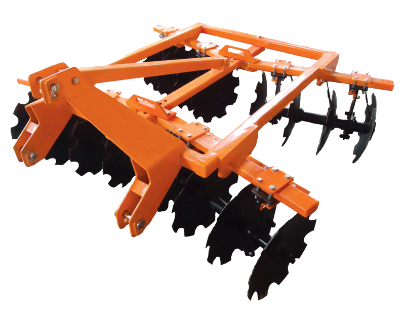 Mounted Medium Duty Tandem Disc Harrow