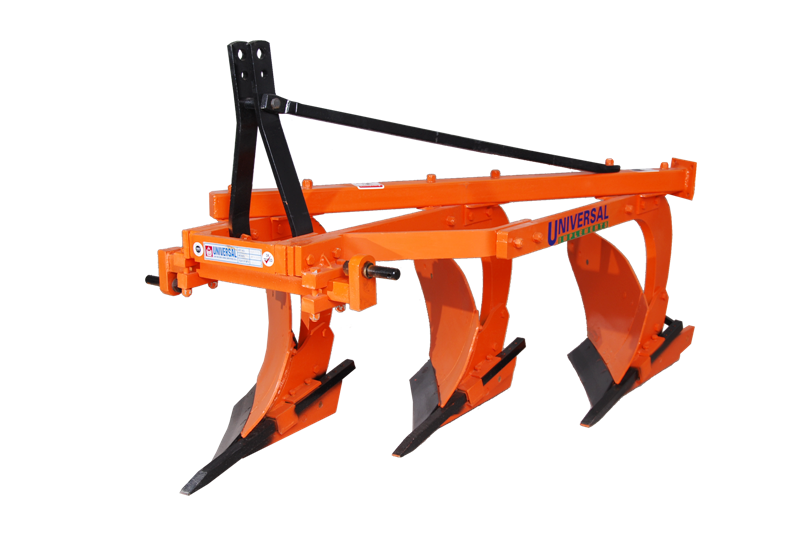 mould board plough  universal implements  bharat engineering company  manufacturers and