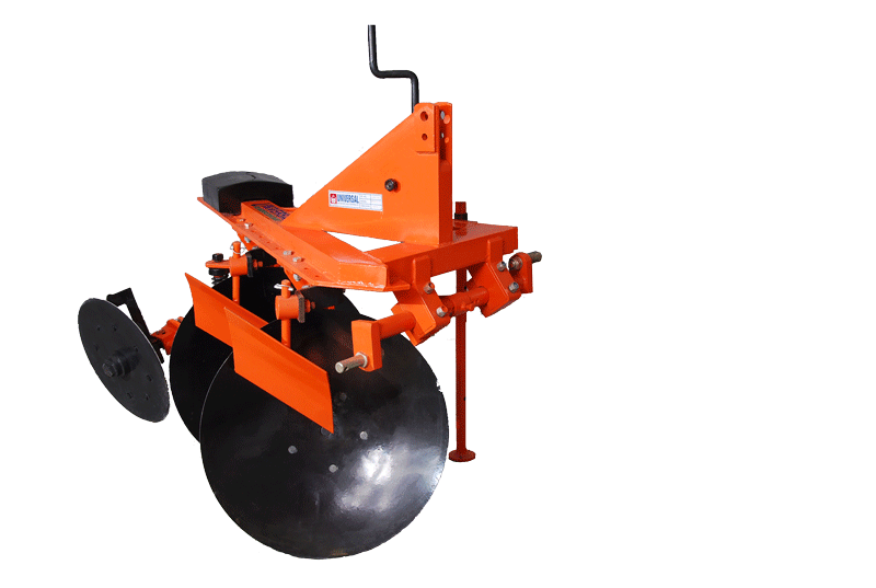 Mounted Disc Plough - Standard Model